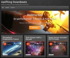Uplifting Downbeats: DJ Jay Dolan