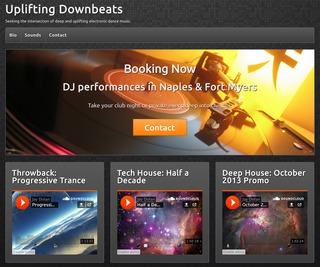 Announcing: Uplifting Downbeats